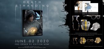 """Death Stranding"" Gets PC Release and ""Half-Life"" Crossover This June!"