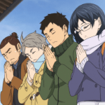 Everyone's Night Haikyuu