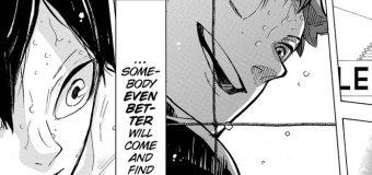 "Haikyuu Chapter 387 Manga Review: ""The Greatest Opponent"""