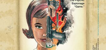 "Matt Kindt's ""MIND MGMT"" Board Game Gets Kickstarter Campaign!"