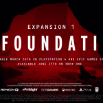 the foundation control dlc march 2020