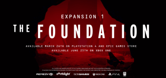 "Remedy's ""Control"" Gets 'The Foundation' Expansion! First Official Trailer Released!"