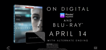"Kristen Stewart's ""Underwater"" Thriller Gets April Home Release!"