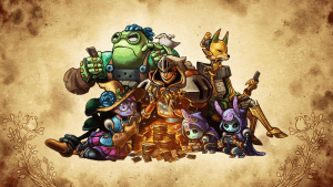 SteamWorld Quest Stadia Google