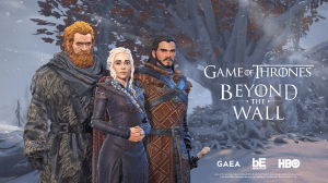 game of thrones beyond the wall iOS game