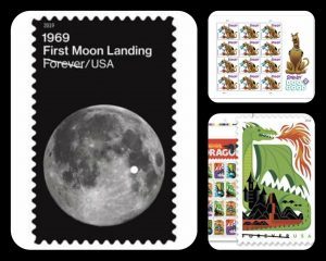 Save the Post Office with the 12 Geekiest Stamps