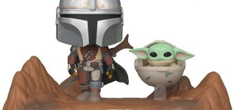 Baby Yoda Merchandise Watch: Update #13: Even More Baby Yoda Pops!