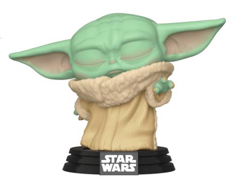 Baby Yoda Pops!