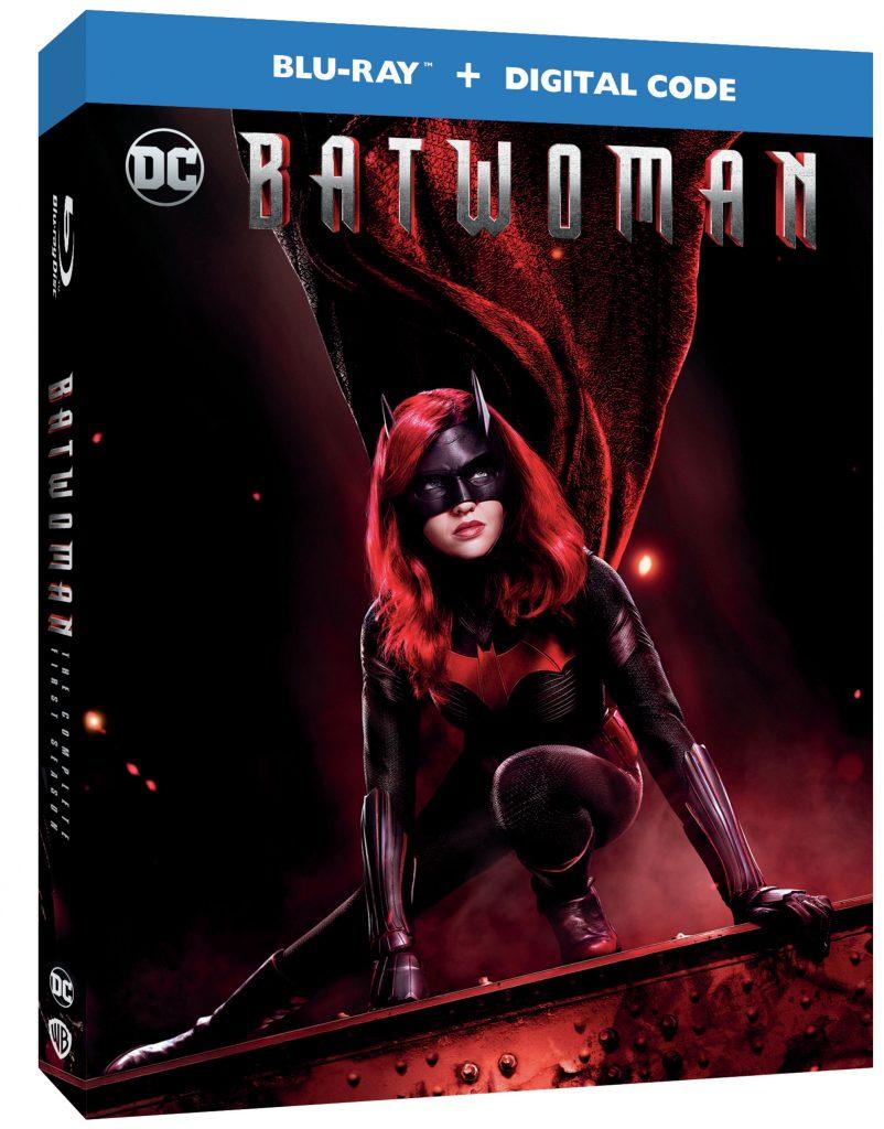 Batwoman First Season Blu-ray DVD