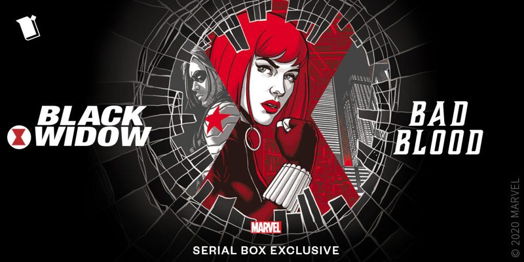 Black Widow Bad Blood Serial Box