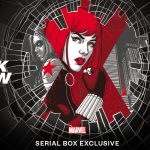 Black Widow Bad Blood Serial Box