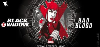 """Marvel's """"Black Widow: Bad Blood"""" Launching April 28 on Serial Box!"""