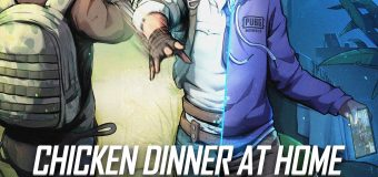 PUBG MOBILE Encourages Players to Stay Safe with #ChickenDinnerAtHome