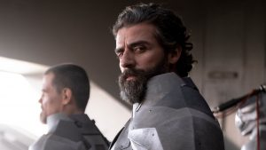 Trump's Pandemic Mismanagement is Keeping Us From Seeing Oscar Isaac's Dune Beard Until 2021