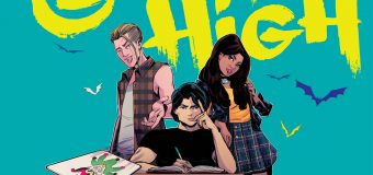 "A New Twist on Classic Batman Characters – ""Gotham High"" Graphic Novel Review"