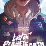 Lost on Planet Earth comixology