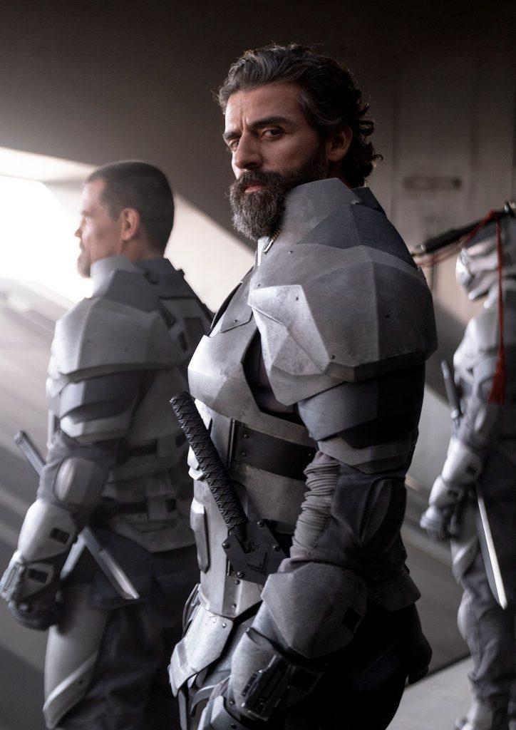 Oscar Isaac Dune Beard