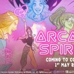 arcade spirits game