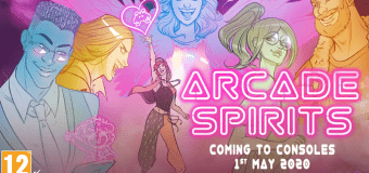 """Arcade Spirits"" Releasing on Consoles This May! Preorders Currently Open!"