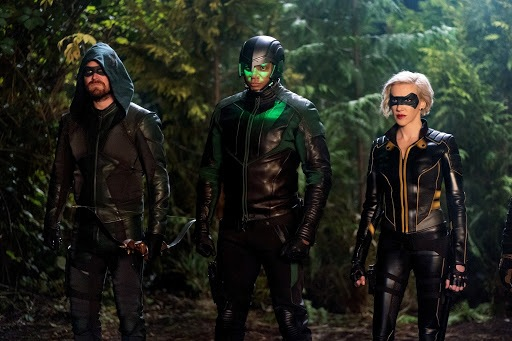 Arrow Eighth and Final Season