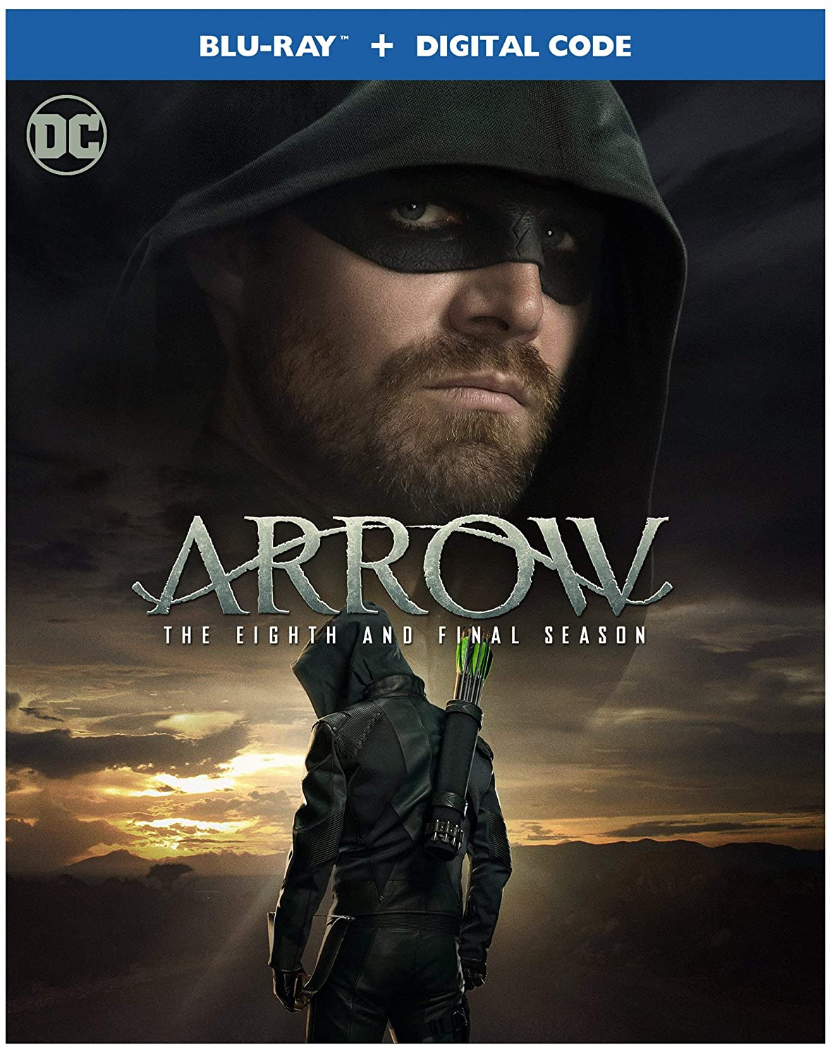 Arrow The Eighth & Final Season