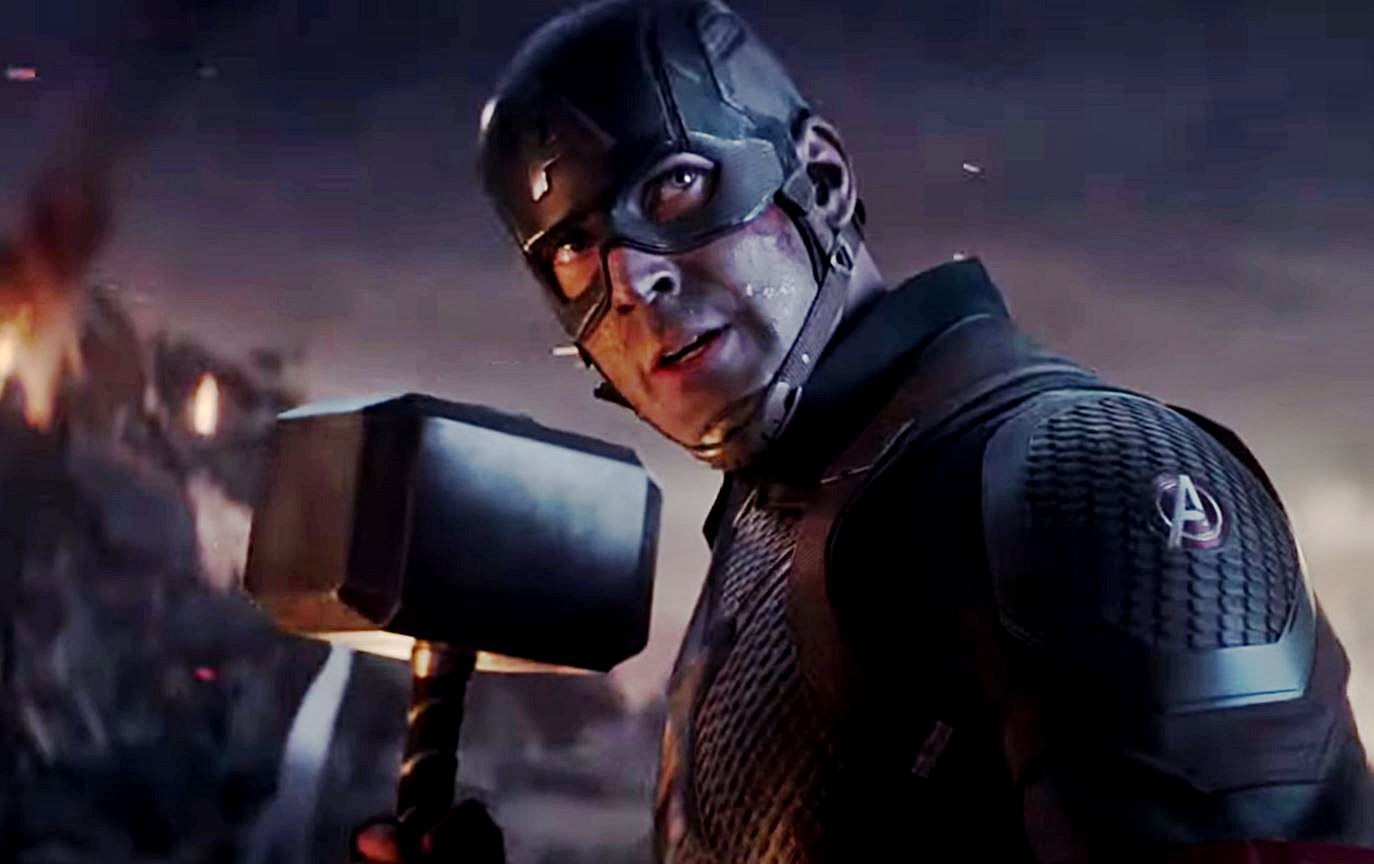 Kevin Feige Captain America