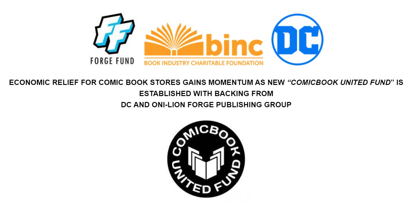 comicbook united fund