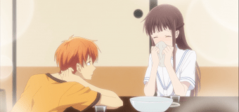 "Fruits Basket 2×02 Review: ""Eat Somen with Your Friends"""