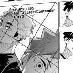 Haikyuu chapter 390