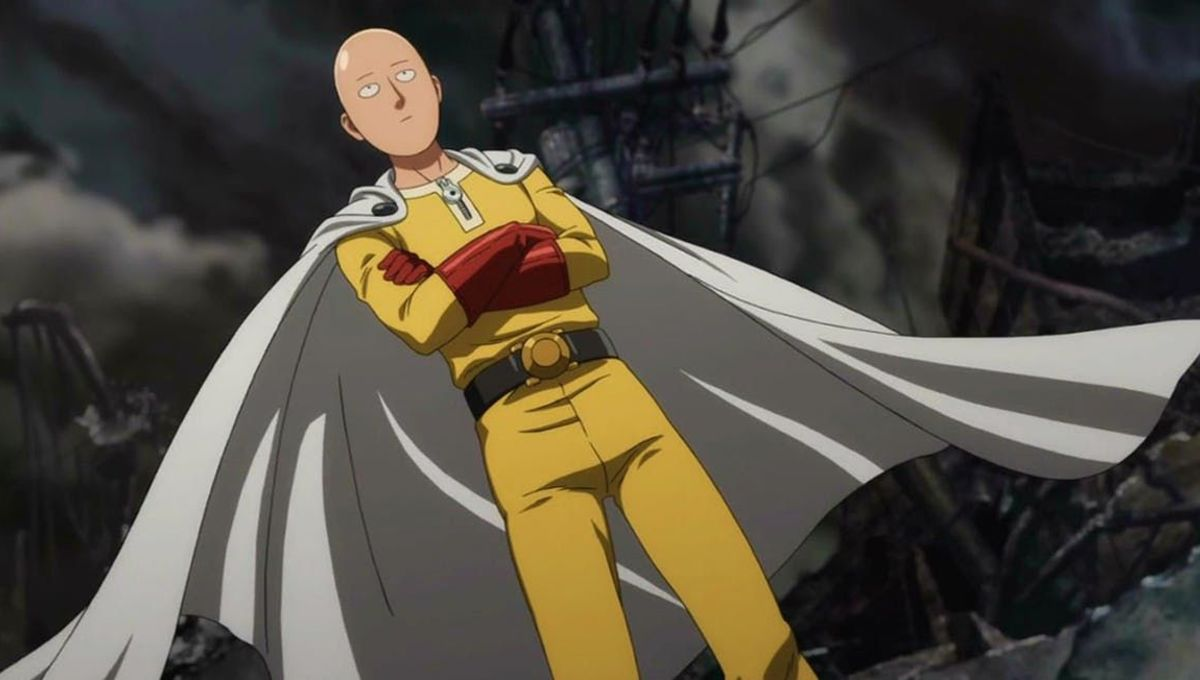 live action One Punch Man