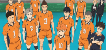 "Haikyuu 4×13 Review: ""The Second Day"""