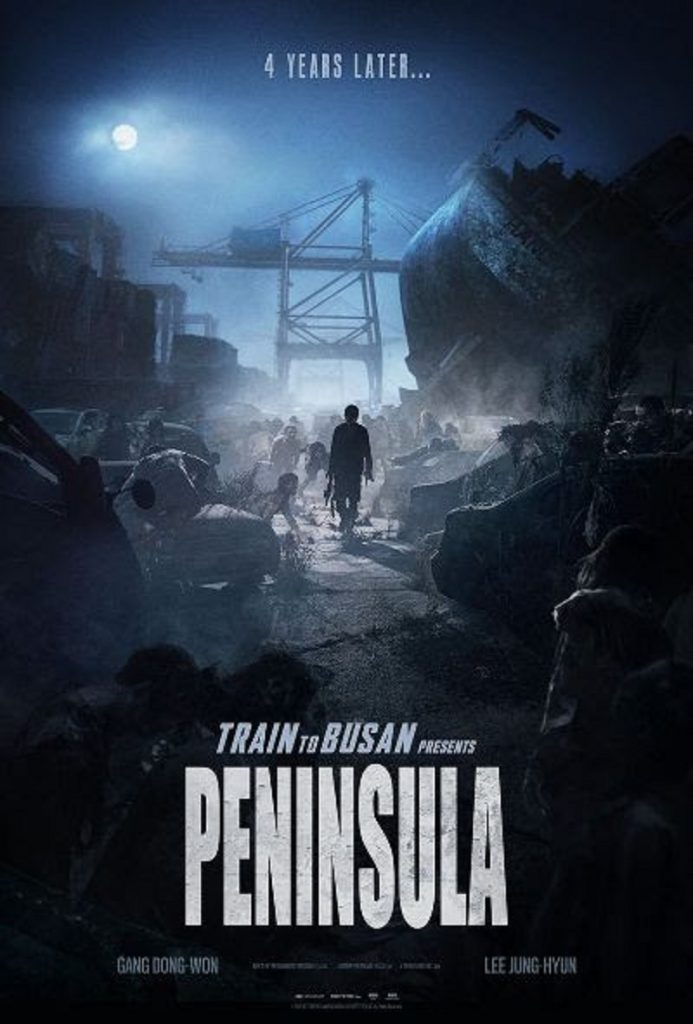Peninsula Train to Busan trailer teaser