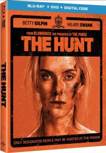 The Hunt home release