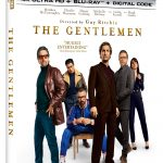 The Gentlemen Blu-ray DVD release