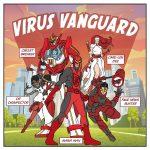 Singapore Superheroes Virus Vanguard