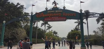Hong Kong Disneyland Prepares For Reopening