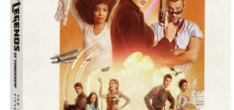 'DC's Legends of Tomorrow: The Complete Fifth Season' Releasing This September on Blu-ray and DVD!
