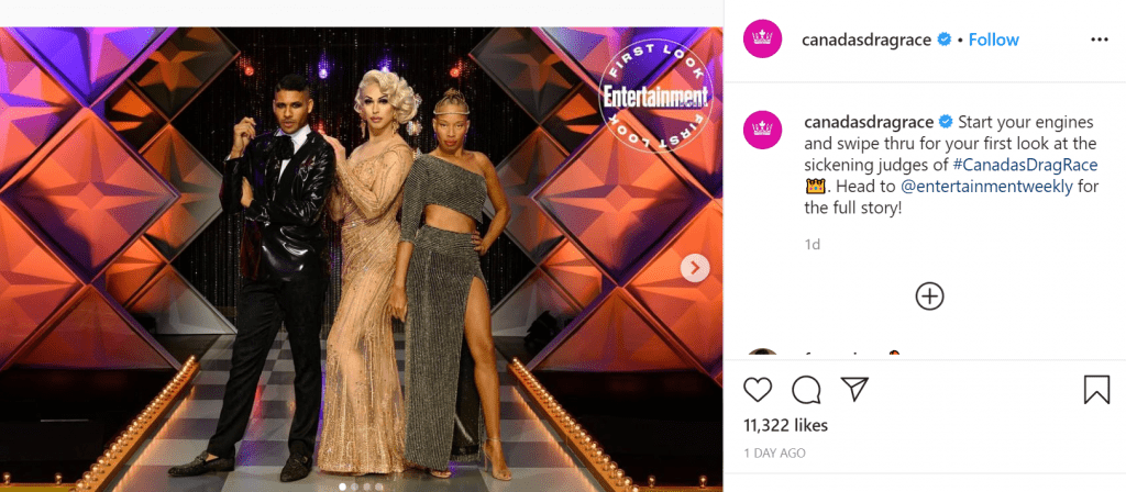 Canada Canada's Drag Race image