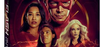 'The Flash: The Complete Sixth Season' Blu-ray & DVD Release This August!