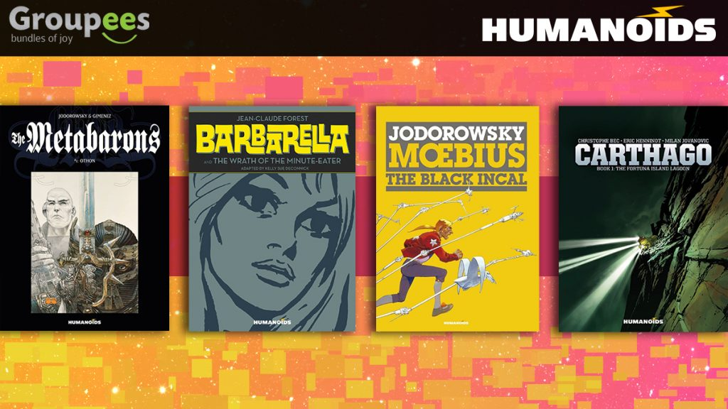 Humanoids Bundle Hero Initative