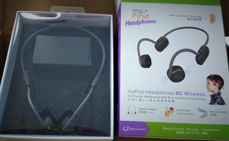 MyFIrst Headphones In Box