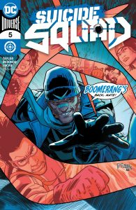 Suicide Squad Issue 5 review