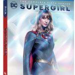 Supergirl Season five Blu-ray DVD