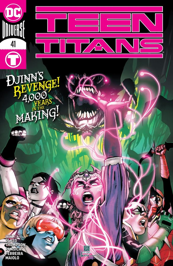 Teen Titans Issue 41 review