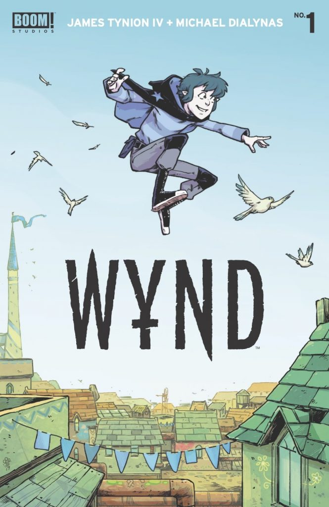 Wynd Issue 1 comic