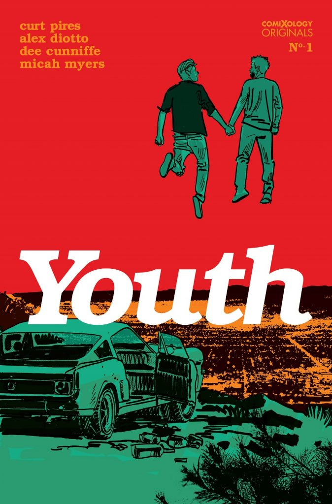 Youth comic