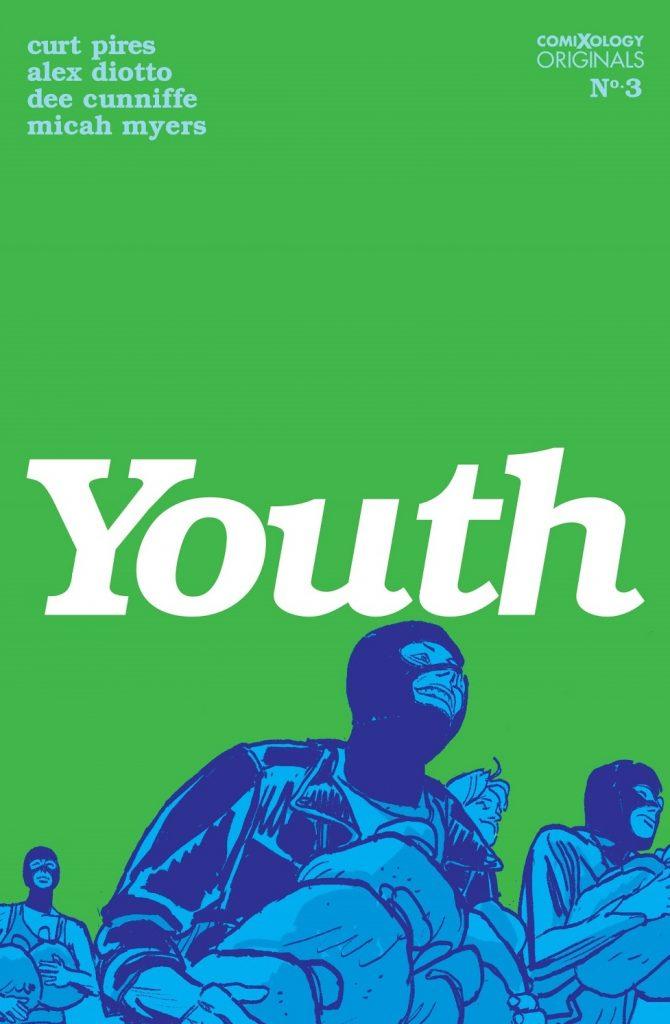 Youth Issue 3 review
