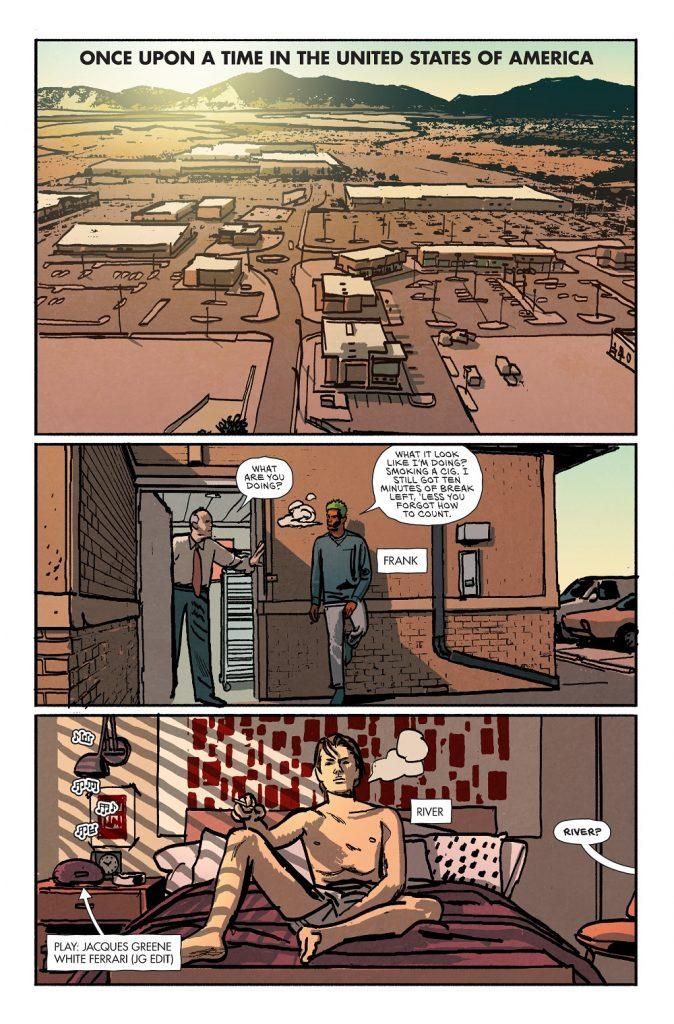 Youth comic 2020
