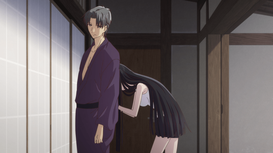 Are you really this stupid Fruits Basket Shigure Rin