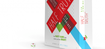 You're Smarter Than You Think – HALF TRUTH Board Game Review